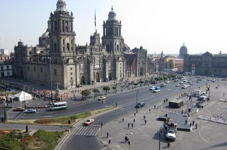 Mexico City Private City Tour: Teotihuacan and Basilica of Our Lady of Guadalupe