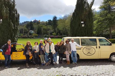 Sintra and Cascais Group Tour