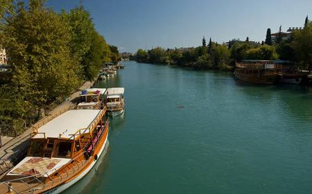 Alanya: Manavgat Full-Day River Cruise and Grand Bazaar