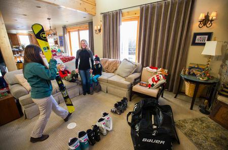 Freeride Ski Rental Package from North Lake Tahoe
