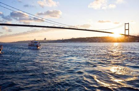 Full-Day Istanbul Tour by Land and Sea including Bosphorus Cruise