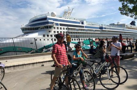 Panoramic Parenzana Biking Tour from Koper or Portoroz or Piran