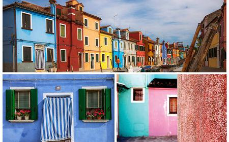 Half-Day Lagoon Trip: Burano, Murano & Torcello Islands