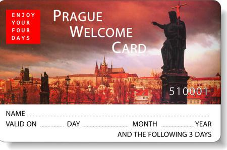 Prague Welcome Card