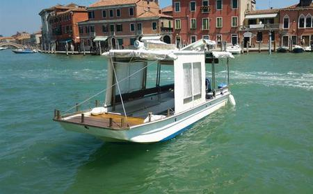 Venice: Murano, Burano, and Torcello Private Boat Tour