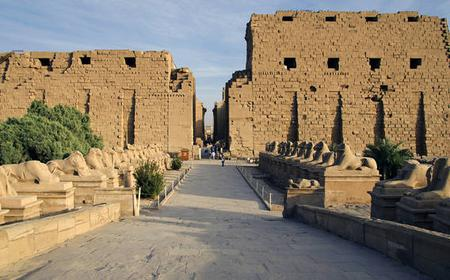 From Hurghada: Valley of the Queens & Karnak Temple
