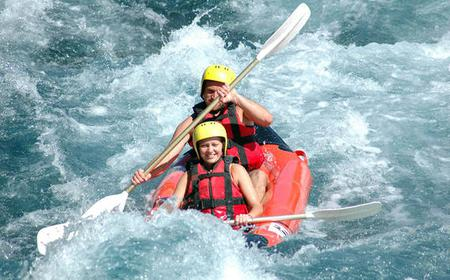 Koprulu Canyon Full-Day Rafting and Canyoning Tour