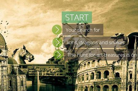 Rome Art Safari and Jewish Ghetto Group Treasure Hunt