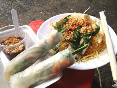 Saigon Street Food by Night - Small Group Tour