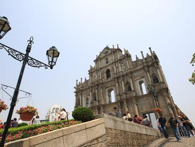 The Best of Macau - Full Day Tour from Hong Kong