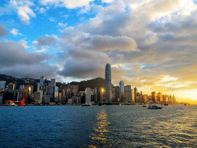 Hong Kong City Tour and Victoria Harbour Cruise by Night
