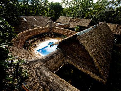 Into the Wild Amazon 3 Days-2 Nights Heliconia Amazon River Lodge