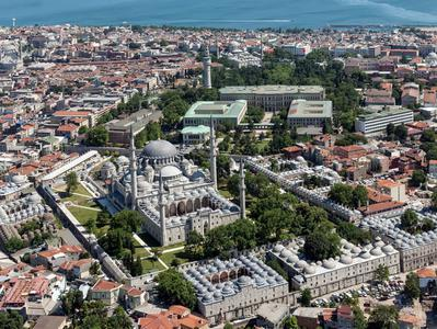 Suleymaniye and Vefa - In the Trail of Architect Sinan Tour