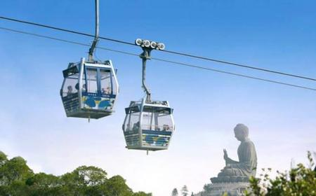 Ngong Ping 360 Cable Car Skip-the-Line Ticket