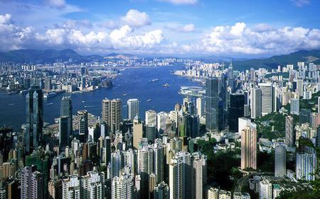 Hong Kong Island Half-Day Tour with Victoria Peak