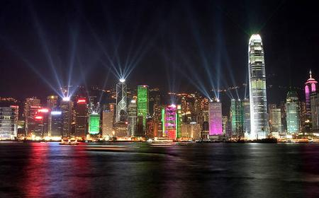 Hong Kong Private 5-Hour Night Tour from Kowloon