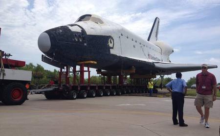 Houston: City Tour & NASA Space Center Visit with Admission