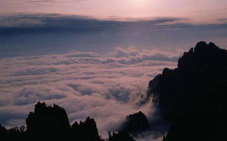 Huangshan Mountain Range: Full-Day Tour