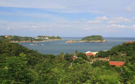 Huatulco City Tour