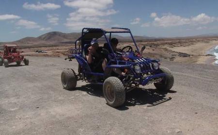 Buggy Tour North of Fuerteventura