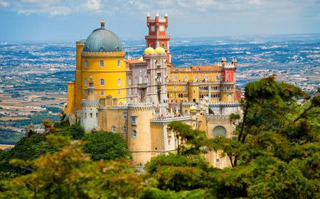 Arrábida and Sintra: Two Magic Mountains Day Tour