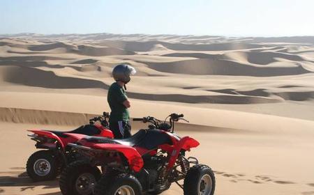 3-Hour Desert Safari by Quad Bike from Hurghada