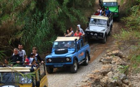 Lisbon Full-Day Jeep Safari with Lunch