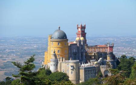 Lisbon: Sintra, Cascais and Estoril Private Day Tour