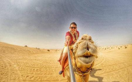 Quad Bike Trip with Camel Ride