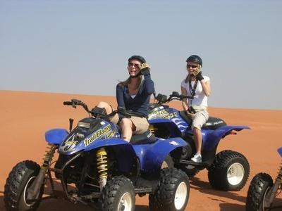 Day Trip from Hurghada: Quad, camel rides, Bedouin…