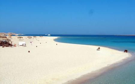 Giftun Island Snorkeling Day Trip from Hurghada