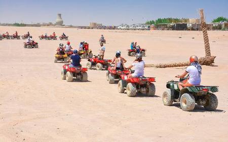 Quad Bike Safari: Full-Day Trip to Sahara Park Hurghada