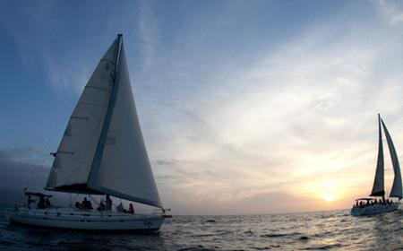 Cabo Luxury Sunset Sailing Adventure with Open Bar