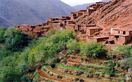 Berber Village and Atlas Mountains Private Day Trip