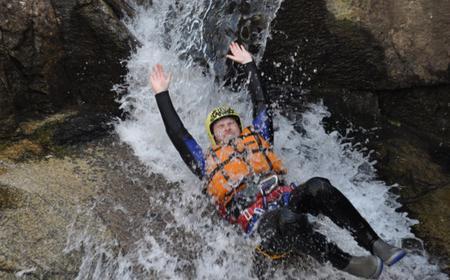Grimsel Pass: Adrenaline Rush Canyoning