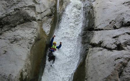 Day Tour: Canyoning on the Chli Schliere