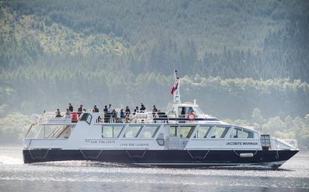 Loch Ness Cruise, Urquhart Castle & Visitor Centre