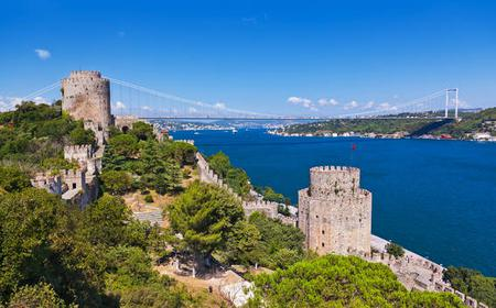 Istanbul: Half-Day Bosphorus Tour & Spice Bazaar Visit