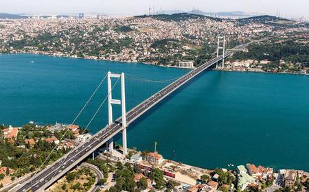 Istanbul: 1.5-Hour Morning Cruise of the Bosphorus