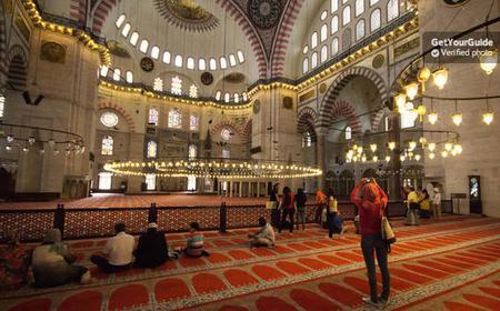Hidden Istanbul: 4-Hour Walking Tour