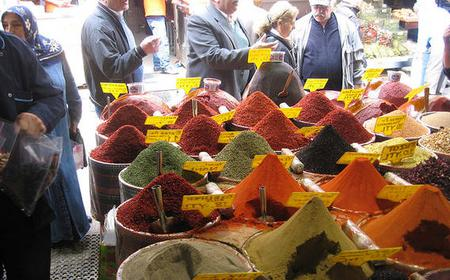 Istanbul Grand Bazaar Half-Day Shopping Tour