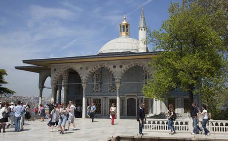 Skip the Line: Extended Topkapi Palace and Harem Tour