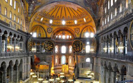 Istanbul: Basilica Cistern, Grand Bazaar, Hagia Sophia