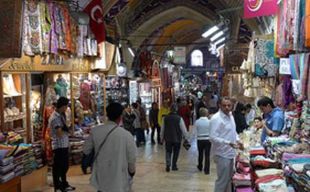 Half-Day Afternoon: Grand Bazaar Walk