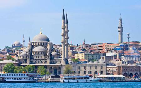 Istanbul: Half-Day Old Istanbul City Tour