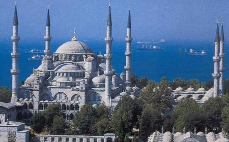 Byzantine and Ottoman Monuments Tour