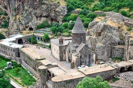 Private Day Trip from Yerevan to Garni Temple and Geghard Monastery