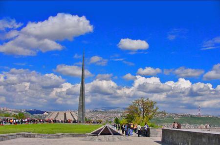 Yerevan City Tour: Erebuni Museum, Local Market, Matenadaran, Tsitsernakaberd