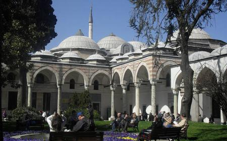 Istanbul: Private Half Day Tour with Topkapi Palace