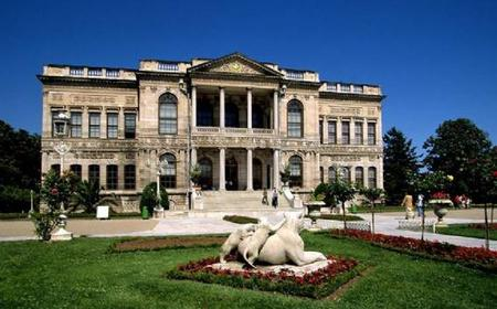 Dolmabahce Palace, Pierre Loti Hill & Bosphorus Cruise